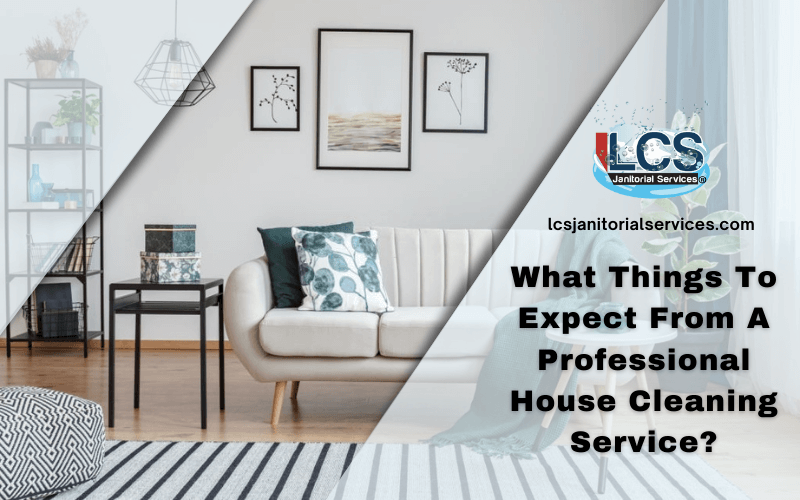 Professional House Cleaning Service San Diego