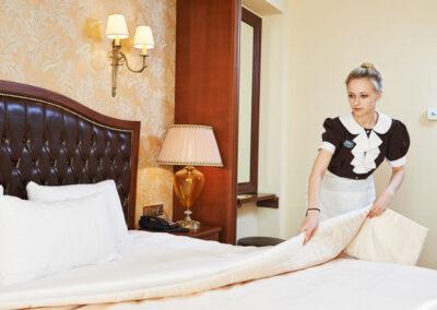 Hotel Room Attendant Companies San Diego CA