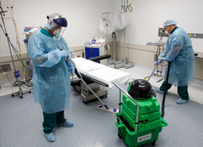 Health Care Facility And Medical Office Cleaning San Diego CA