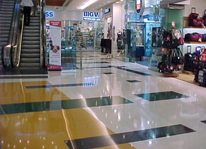 Shopping Center Cleaning San Diego CA