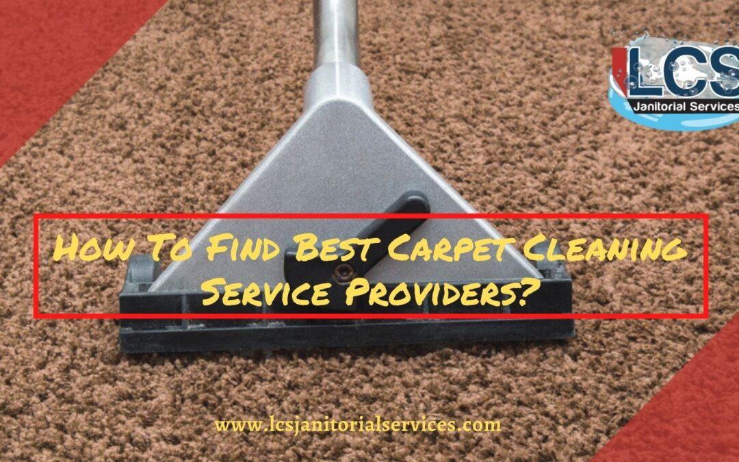 best carpet cleaning service San Diego