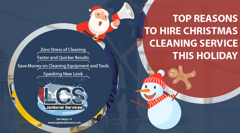 Top Reasons To Hire Christmas Cleaning Service This Holiday