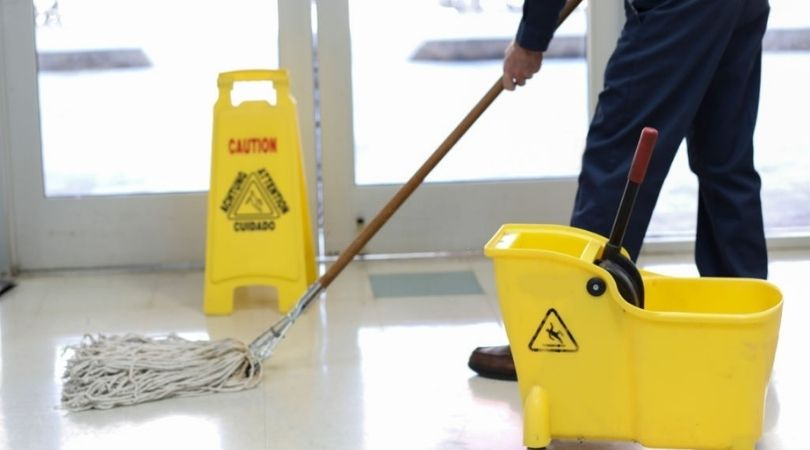 Professional Janitorial Service in San Diego